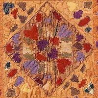 Folk Art Comes to the Welsh Quilt Centre