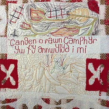 Cefyn Burgess - Welsh Chapels in Cloth and Stitch