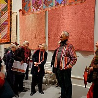 2013 Exhibition - Kaffe Fassett comes to Wales