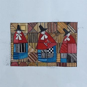Gwlanen Goch - Red Flannel