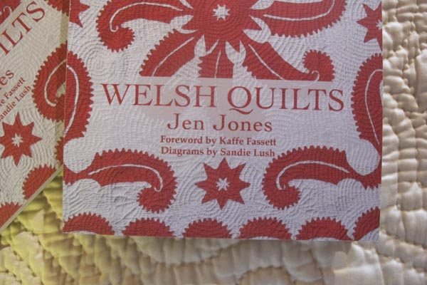 Welsh Quilts By Jen Jones - New Expanded Edition