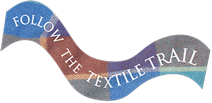 follow the textile trail