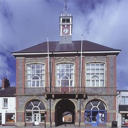 New life for Lampeter Town Hall
