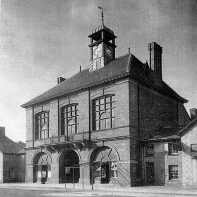 The Old Town Hall, Lampeter