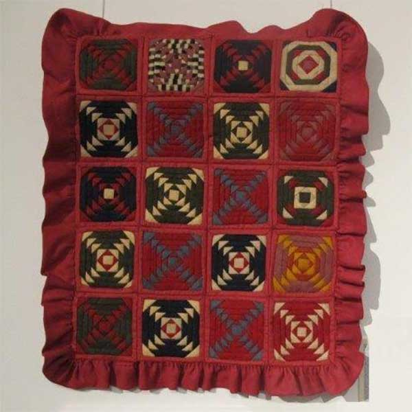A Tasty Dish - Quilt by Judith Dursley